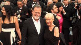 Celebrity Closeup Helen Mirren