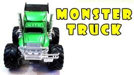 monster truck toys for children kids playtime hot wheels cars baby toys