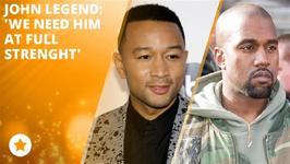 John Legend Believes The Music World Needs Kanye