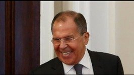 Lavrov Jokes With Swiss Journo After Giving Him