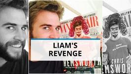 Liam Hemsworth strikes back!
