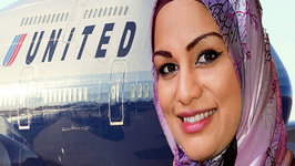 United Tells Muslim Woman 'No Soda For Terrorists'