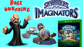 Skylanders Imaginators Huge Unboxing Wave 1 And More