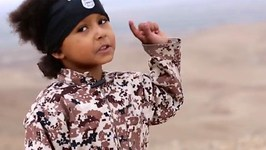 Baby ISIS in New Video Killing Hostages