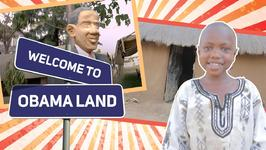 Why this African town worships the POTUS