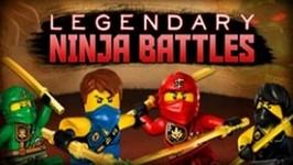 Lego Ninjago Legendary Ninja Battles Full Episodes Video By