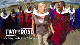Two For The Road - Our Visit To A Maasai Village In Tanzania