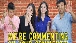 Comments on Your Comments and June Fan of The Month