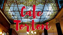 Caf Tortoni - Iconic cafe in Buenos Aires