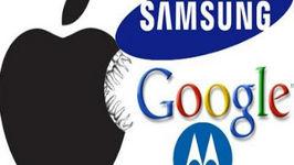 Apple, Google, and Samsung Patent War Throwdown