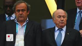 Michel Platini Withdraws From FIFA Presidential Race He Was Already Banned From