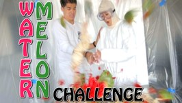 Insane Exploding Watermelon Challenge