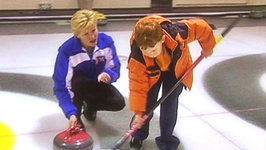 This is Daniel Cook Curling
