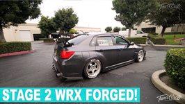 Stage 2 WRX Forged Internals 2 Step