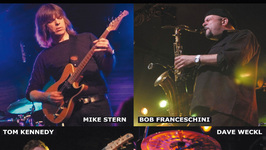 Mike Stern Band: Paris Concert