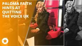 Pop star Paloma Faith feels 'caught in a trap'