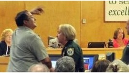 School Board Meeting Goes Crazy After Parent Penis Rant
