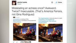Golden Globes Mix Up Gina Rodriguez And America Ferrera