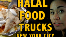 Halal Food Trucks in New York City - The Halal Guys Review