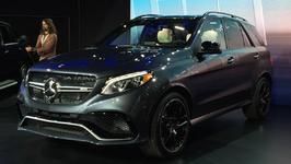 2016 Mercedes-Benz GLE-Class - 2015 NYIAS