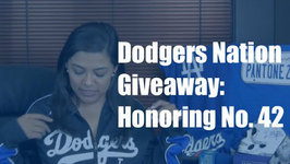 Dodgers Nation Giveaway: Honoring No. 42