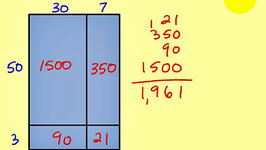 Multiplying Whole Numbers Using Area and Partial Products