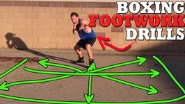 Boxing Footwork Drills - Improve Balance And Control Spatial Positioning