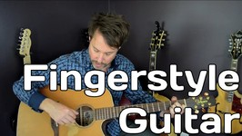How to Play Fingerstyle Guitar - Free Lesson - Video 4 of 7