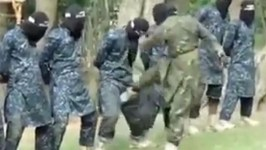 ISIS Training Video Shows Fighters Kicking Each Other in the Balls