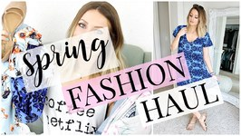 Spring Fashion Try-On Haul - Urban Outfitters, Fashion Nova, Qupid Shoes and More