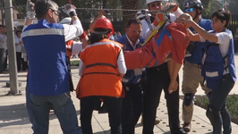 6 Million Participate In Earthquake Response Simulation