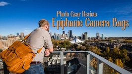 Gear Review - Epiphanie Camera Bags For Travel Photography