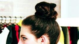 How To Do A Hair Knot