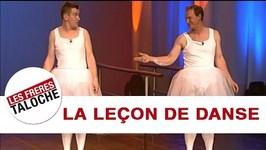 Les Frres Taloche et Annie Cordy - La leon de danse
