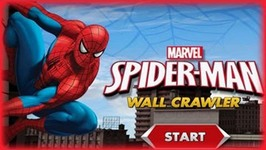 Spiderman Wall Crawler - Full Gameplay - Spider-Man Games