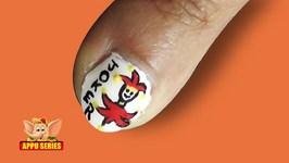 Nail Art - Joker