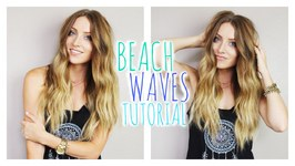 Beach Waves Tutorial