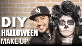 Mad Stuff With Rob - Halloween Make Up- Halloween Special