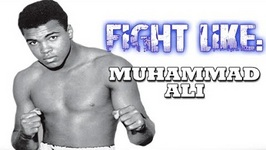 How To Fight Like Muhammad Ali - 3 Signature Moves