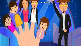 Break Dance Family Nursery Rhyme