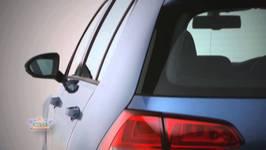 A look at the 2014 Volkswagen Golf Hatchback