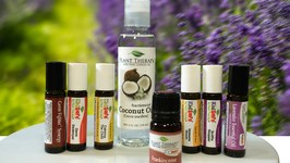 The Healing Power Of Essential Oils- Anti-aging And Kids Health