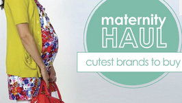 Maternity Haul - Cutest Brands to Buy