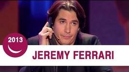Jeremy Ferrari au Festival du Rire de Lige 2013
