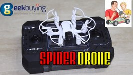 Spider Drone with 2MP HD Camera fq777-126c