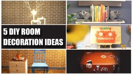 Mad Stuff With Rob - 5 DIY Room Decorating Ideas