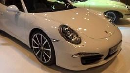 Porsche 911 Targa 4S at Madrid Motor Show 2014