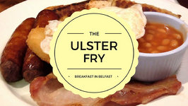 Ulster Fry - Full Northern Irish Breakfast In Belfast, Ireland