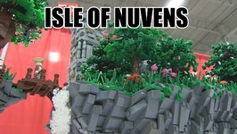 LEGO Isle Of Nuvens - Flying Isle (2015)