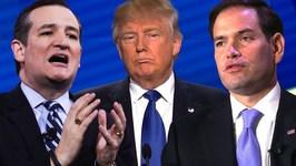 Trump Slammed By All Sides in GOP Debate